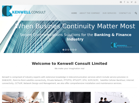 Kenwell Consulting Ltd